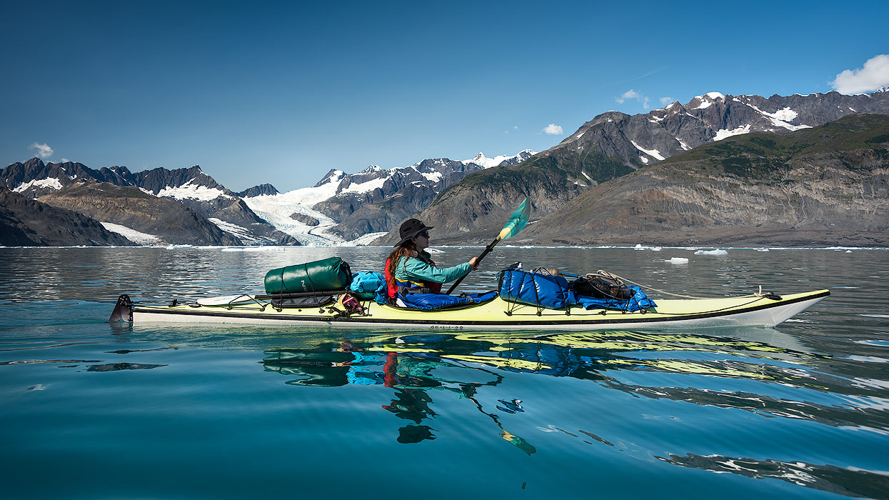 Belongs to every «Bucket List»: Kayaking in the Prince William Sound